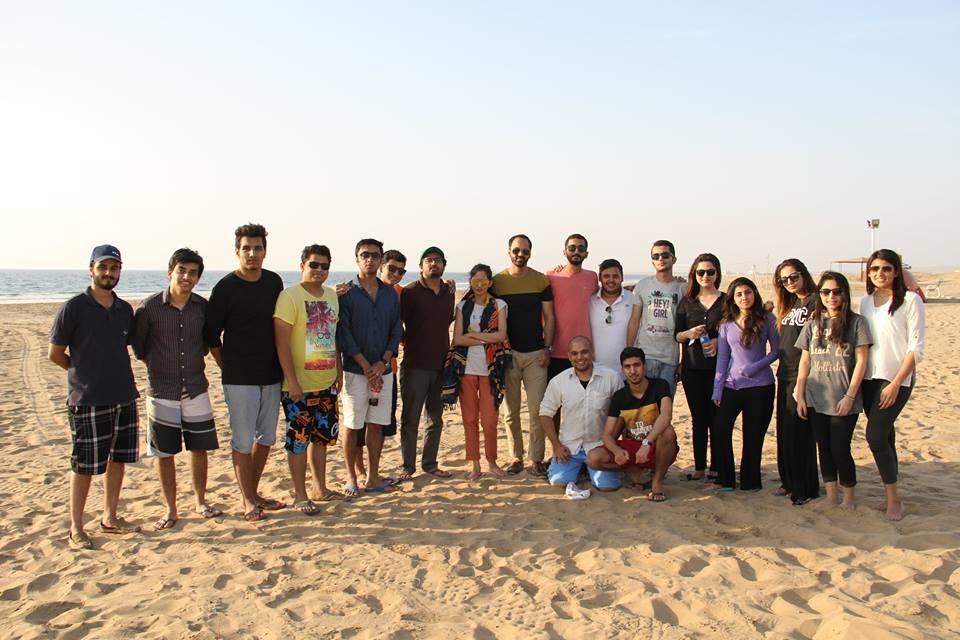 Beach Trip 2015-16