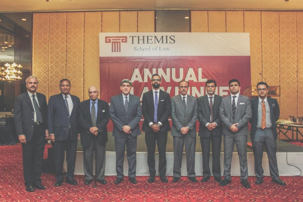 Annual Law Dinner 2018