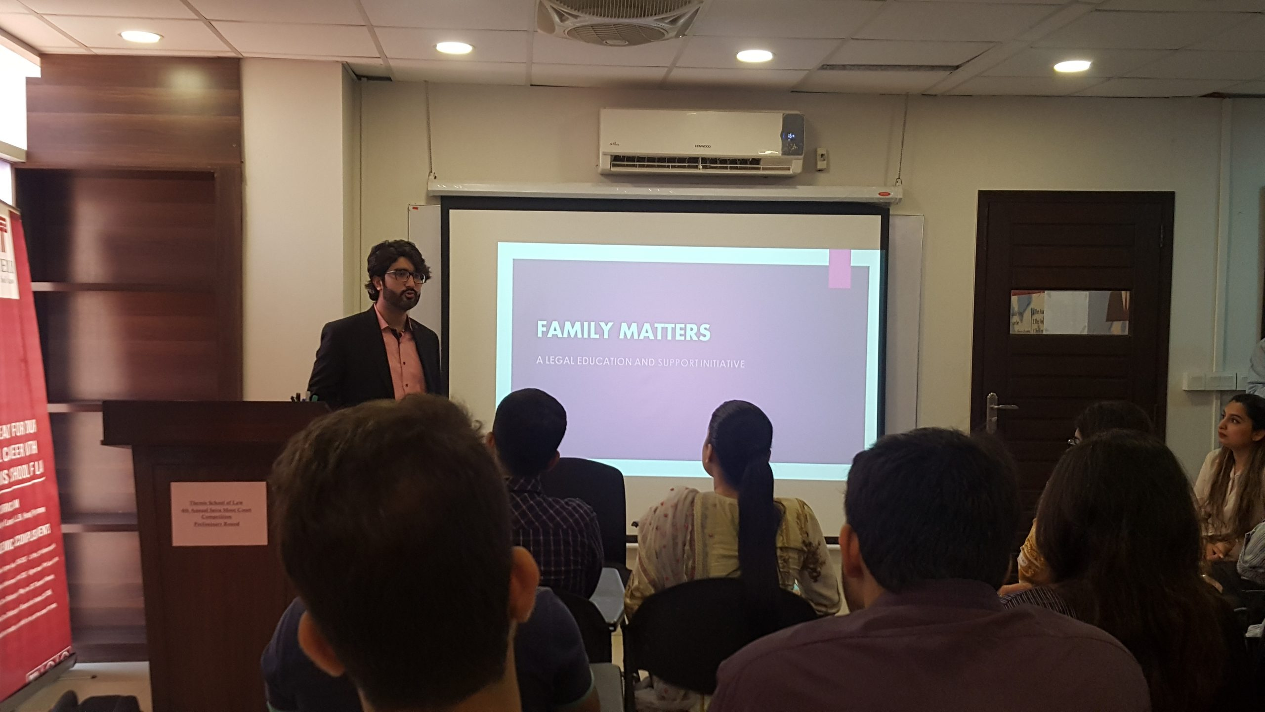 Workshop | Family Matters