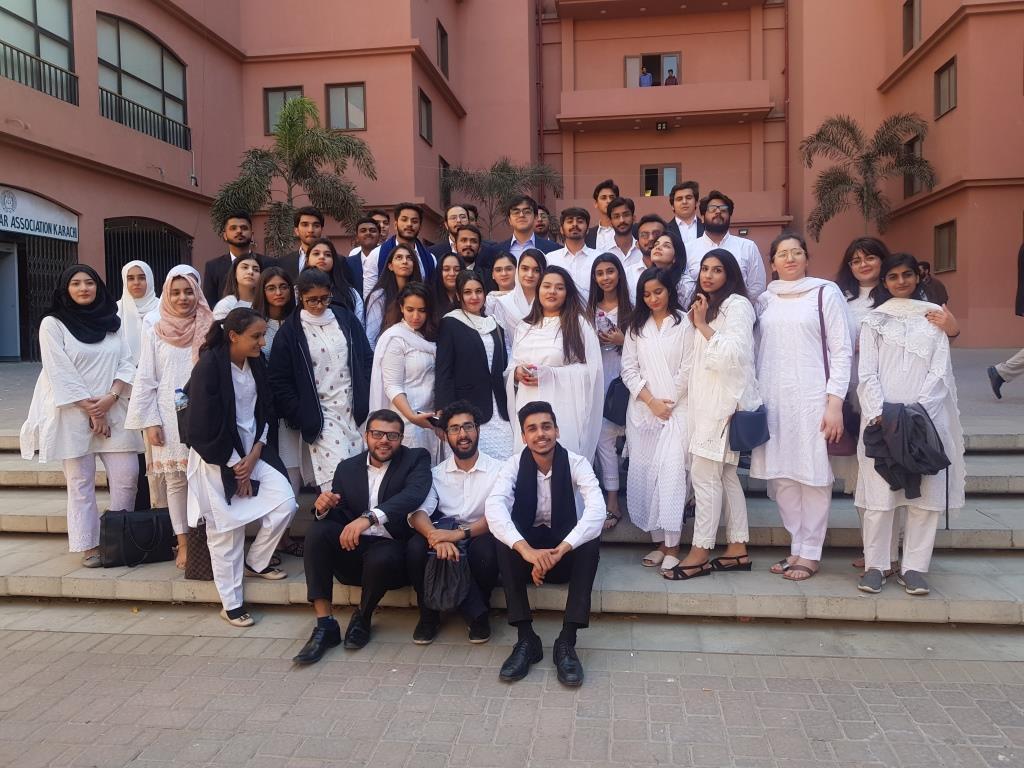 Sindh High Court Visit