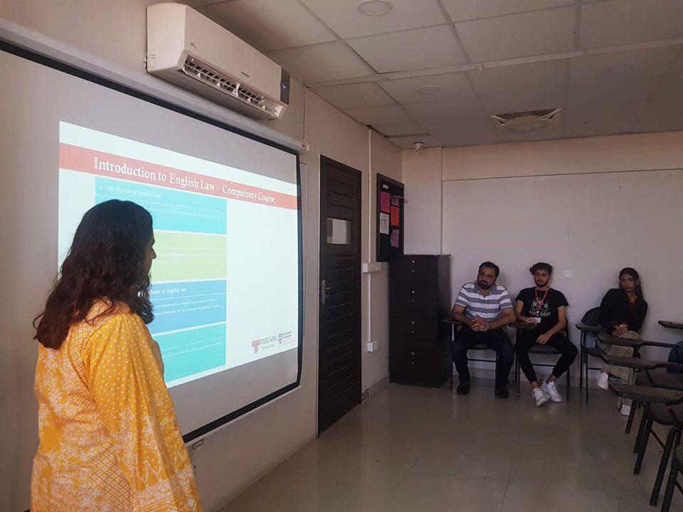 Seminar on UOL – Virtual Learning Environment [VLE]