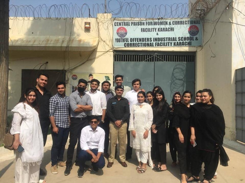 Central Prison Visit