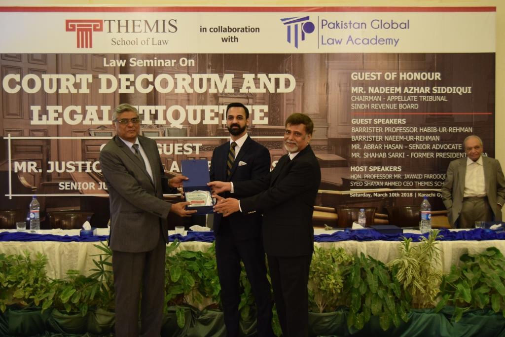 Seminar | Courtroom Decorum