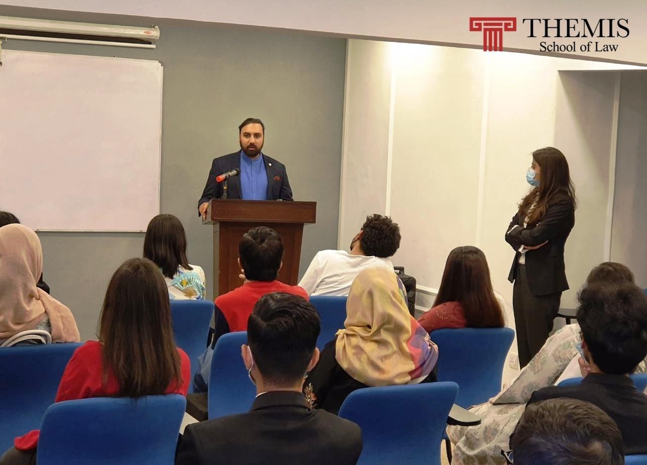Visit by Mr. Saad Waseem | Regional Advisor University of London