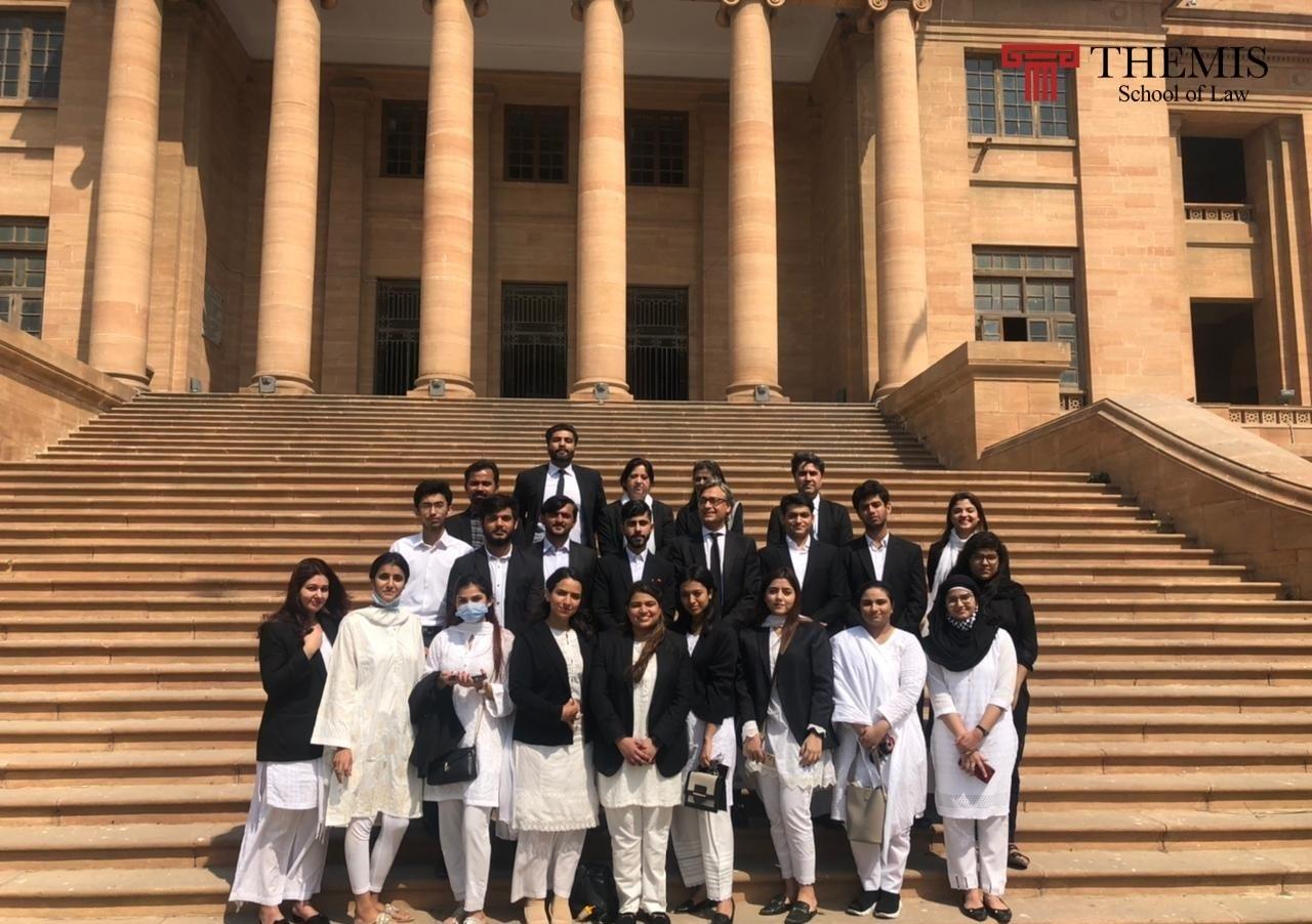 Sindh High Court Visit 2021